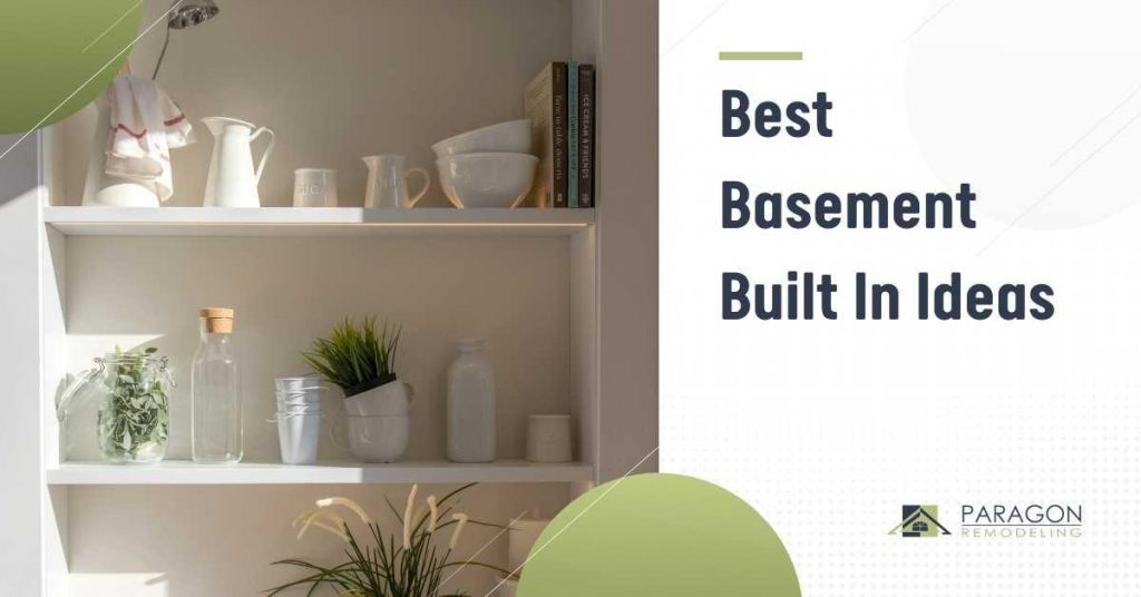 Best Basement Built In Ideas 2021